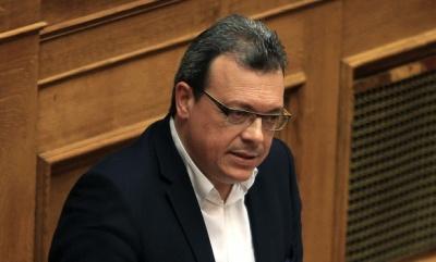 Φάμελλος (ΣΥΡΙΖΑ): Δεν επικράτησε ένταση στη συνεδρίαση της ΚΟ του ΣΥΡΙΖΑ