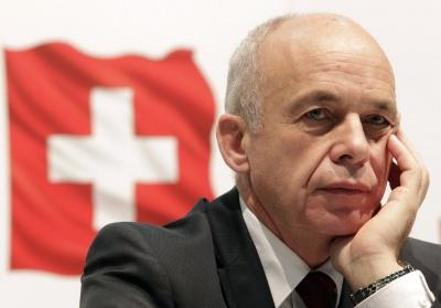 Maurer (ΥΠΟΙΚ Ελβετίας): «Υπερτιμημένο» το φράγκο έναντι του ευρώ, αλλά σε υποφερτά επίπεδα