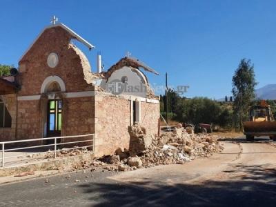 Σεισμός στην Κρήτη – Συγκλονίζει η αδερφή του άτυχου 62χρονου