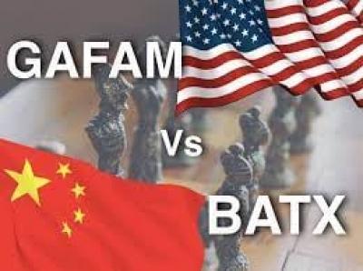 GAFAM: Η 3η μεγαλύτερη οικονομία στον κόσμο vs BATX