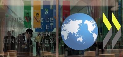 ΟΟΣΑ: Ανάπτυξη 3,8% στην Ελλάδα το 2021 - Επιπλέον δράσεις για τις τράπεζες, πέραν του Ηρακλή