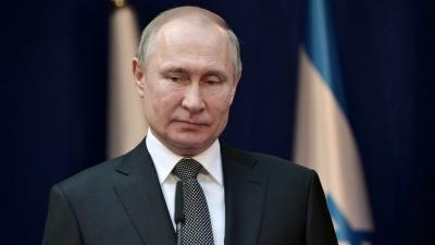 Υπέρ της διεξαγωγής τετραμερούς διάσκεψης για τη Συρία στις 5/3 ο Putin