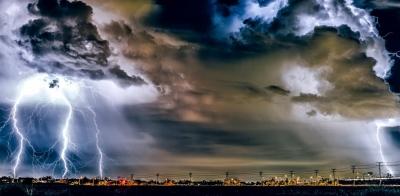 Παροδικές βροχές ή καταιγίδες αύριο 8/9 σε αρκετές περιοχές της περιοχής