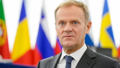 Tusk (ΕΛΚ): H Τουρκία παραμένει εταίρος της Ευρωπαϊκής Ένωσης