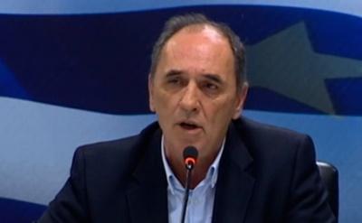 Σταθάκης: Η σύμβαση παραχώρησης του εμπορευματικού κέντρου στο Θριάσιο υπογραφεί στις 8 Ιανουαρίου
