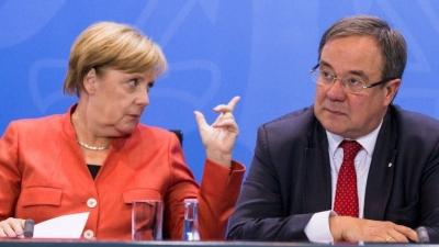 Καταρρέει το CDU/CSU στη μετά Merkel εποχή - Κάτω από το 20% για πρώτη φορά