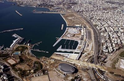 Με νέο «πρόσωπο» σε λίγες εβδομάδες το νότιο παραλιακό μέτωπο της Αθήνας