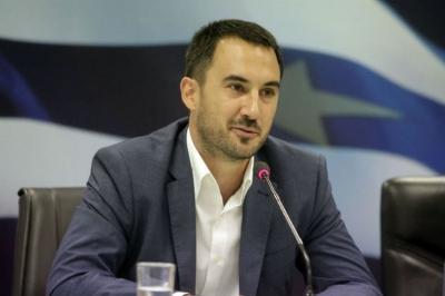 Χαρίτσης: Τα ποσά του Ταμείου Ανάκαμψης για την Ελλάδα δεν είναι ευκαταφρόνητα