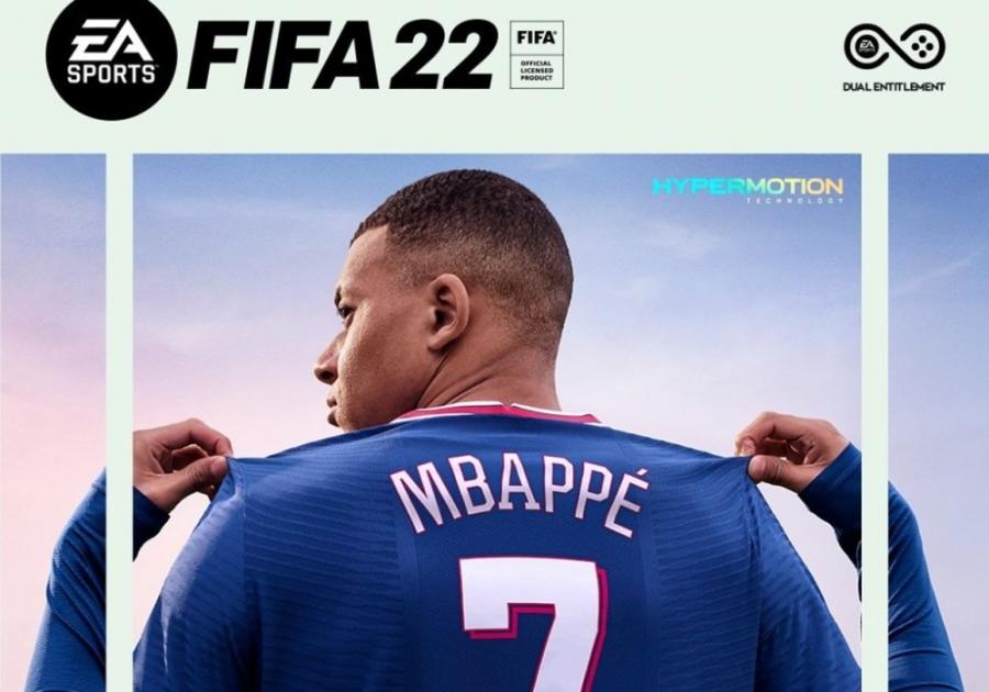 Στο εξώφυλλο του FIFA 2022 ο Κίλιαν Εμπαπέ!