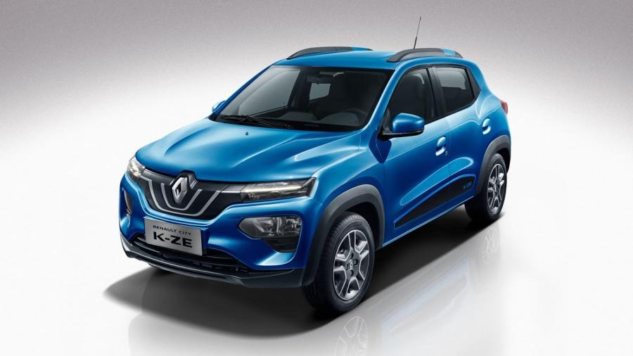 H Renault παρουσίασε το ηλεκτρικό City K-ZE