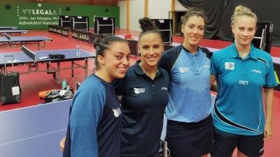 Πινγκ Πονγκ: Έτοιμη να διεκδικήσει την πρόκριση στην τελική φάση του Ευρωπαϊκού Πρωταθλήματος η Εθνική γυναικών!