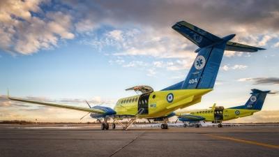 Ίδρυμα Σταύρος Νιάρχος: Δωρεά δύο νέων αεροσκαφών για την ενίσχυση του ΕΚΑΒ