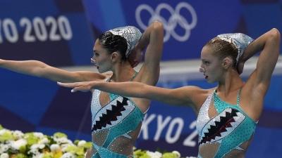 Αποσύρεται και το ντουέτο Πλατανιώτη-Παπάζογλου λόγω κορονοϊού -Όλη η αποστολή συγχρονισμένης κολύμβησης εκτός Ολυμπιακού Χωριού!
