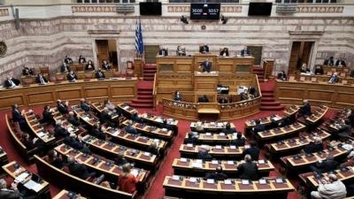 Με 285 ψήφους η Βουλή λέει ναι στα 12  ν. μ. στο Ιόνιο - Μήνυμα Μητσοτάκη στην Τουρκία
