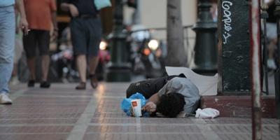 Έρευνα-«χαρτογράφηση» των χρηστών ναρκωτικών στο κέντρο της Αθήνας