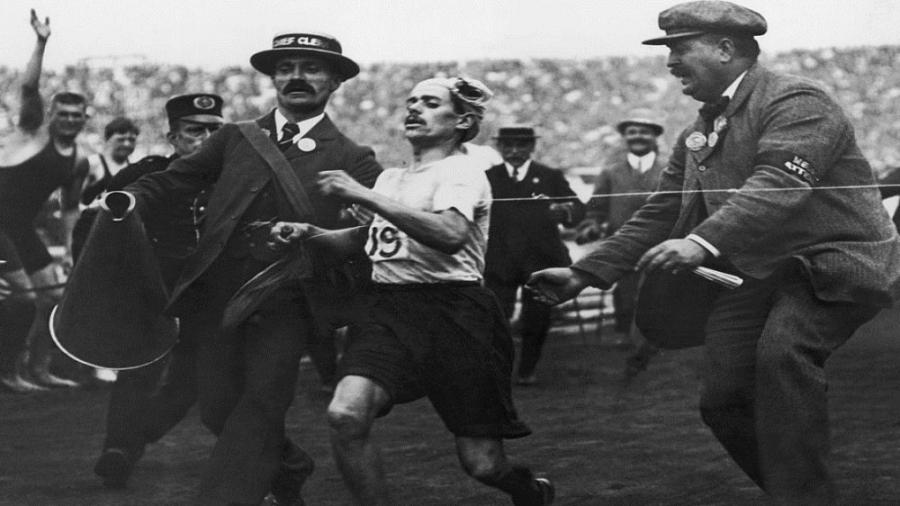Ντοράντο Πιέτρι: Ο πιο δραματικός τερματισμός στο «Μαραθώνιο του αιώνα»