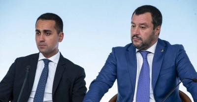 Ιταλία: Ηλεκτρονικό  δημοψήφισμα του 5SM για το προσφυγικό και τον Salvini δοκιμάζει τον κυβερνητικό συνασπισμό – Κυριαρχεί η Lega