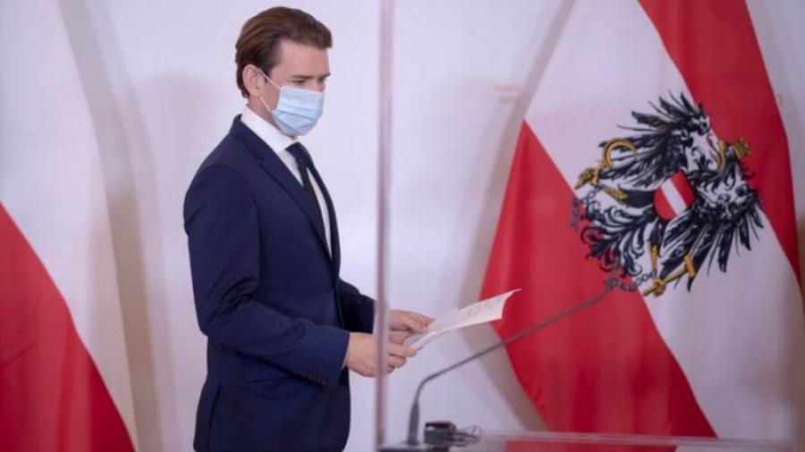 Αυστρία: Μείωση κρουσμάτων και νοσηλευόμενων με κορωνοϊό, λίγο πριν από την άρση του lockdown (6/12)