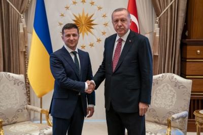Ρόλο διαμεσολαβητή στην ουκρανική κρίση διεκδικεί ο Erdogan – Ανήσυχος για τις εξελίξεις