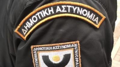 Επίθεση αντιεξουσιαστών στη Δημοτική Αστυνομία Παγκρατίου