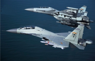 Κινεζικά πολεμικά αεροσκάφη εισήλθαν στη ζώνη αεράμυνας της Ταϊβάν - Αντιαεροπορικοί πύραυλοι τέθηκαν σε λειτουργία