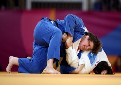 Η Nina Cutro-Kelly ετοιμάζεται να γίνει η μεγαλύτερη τζουντόκα των ΗΠΑ στην ιστορία των Ολυμπιακών Αγώνων!