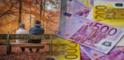 Στα 195 ευρώ ο μέσος όρος και σε 5 δόσεις τα αναδρομικά των συνταξιούχων που θα δοθούν στις 29 Σεπτεμβρίου