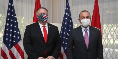 Επικοινωνία Cavusoglu (Τουρκία) - Pompeo (ΗΠΑ) για τις αμερικανικές κυρώσεις