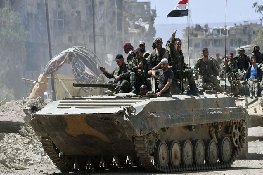 Συρία: Ο στρατός κλιμακώνει την επίθεση στη Ντεράα