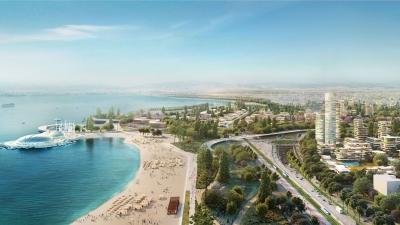Lamda Development: Αντιπλημμυρικά έργα στο Ελληνικό