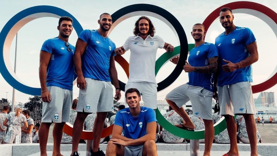 Τσιτσιπάς: «Απίστευτη εμπειρία η εκπροσώπηση της Ελλάδας στους Ολυμπιακούς»