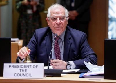 Borrell (ΕΕ): Η συμπεριφορά της Τουρκίας οδηγεί σε αύξηση των εντάσεων