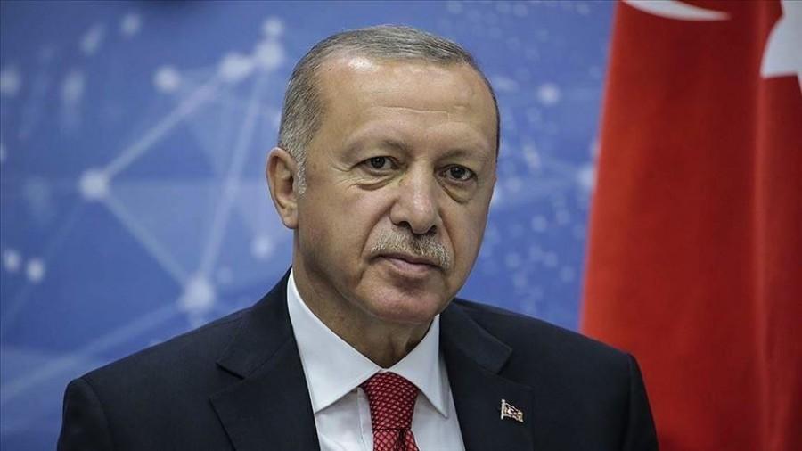 Erdogan: Στην περιοχή που βρισκόμαστε, πρέπει να έχουμε ισχυρή αμυντική βιομηχανία
