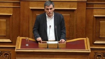 Τσακαλώτος (ΣΥΡΙΖΑ): Η μόνη μομφή εναντίον μας είναι ότι χαλάμε το σαββατοκύριακο του κ. Μητσοτάκη