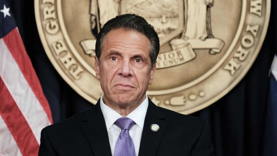 Ο Biden ζήτησε από τον κυβερνήτη της Νέας Υόρκης Cuomo να παραιτηθεί λόγω των κατηγοριών για σεξουαλική παρενόχληση