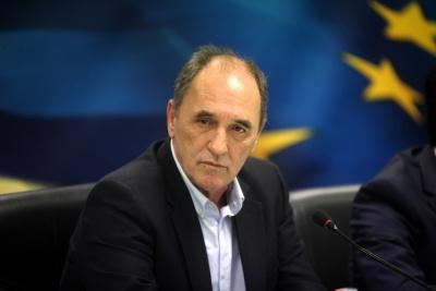 Σταθάκης: Η Βόρεια Ελλάδα μετατρέπεται σε ενεργειακό κόμβο των Βαλκανίων και της Νοτιοανατολικής Ευρώπης