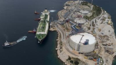 Ανοδικά 14,1% οι εισαγωγές αερίου στο Α' εξάμηνο του 2021 - Προς τα 6-7 bcm το 2025