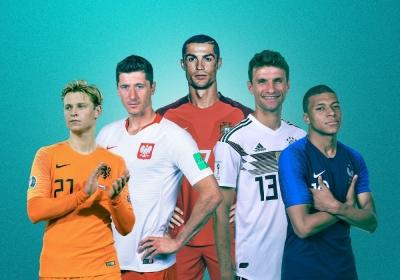 EURO 2020: Η Γαλλία το απόλυτο φαβορί, ωστόσο  8 ομάδες μπορεί να φτάσουν  στον τελικό, και αυτό κάνει την διοργάνωση απρόβλεπτη!