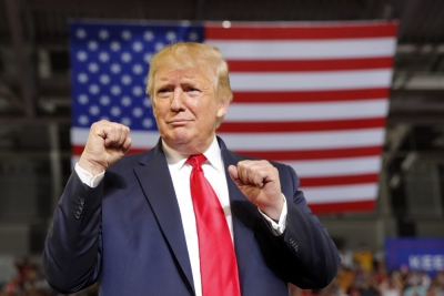 Πρακτορείο Axios: Ο Trump θα είναι ξανά υποψήφιος με τους Ρεπουμπλικανούς για τις εκλογές του 2024