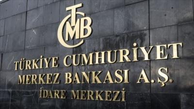 Τράπεζα της Τουρκίας: Αμετάβλητα στο 19% τα επιτόκια για τρίτο μήνα – Στροφή υπό το φόβο του πληθωρισμού