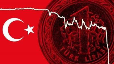 Σε νέα ιστορικά χαμηλά η τουρκική λίρα στα 9,61 ανά δολ. - Fitch:Λάθος η απρόσμενη μείωση των επιτοκίων