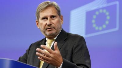 Hahn (Κομισιόν) για Βόρεια Μακεδονία: Πρώτα μεταρρυθμίσεις και μετά ενταξιακές διαπραγματεύσεις