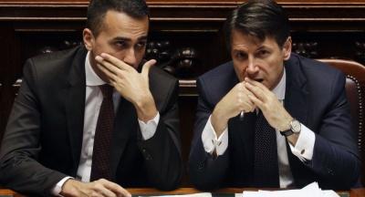 DW: Τριγμοί στην κυβέρνηση Conte λόγω Di Maio - Salvini: Σε αποσύνθεση τα 5 Αστέρια