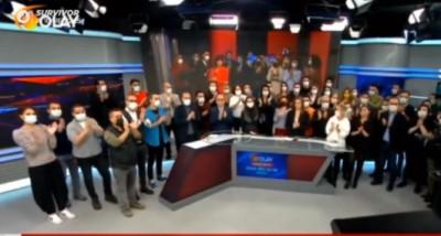 Σάλος στην Τουρκία: Ο Erdogan έριξε «μαύρο» σε τηλεοπτικό δίκτυο μέσα σε 26 μέρες