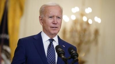 Biden: Οι Taliban πρέπει να αποφασίσουν αν θέλουν να αναγνωριστούν από τη διεθνή κοινότητα