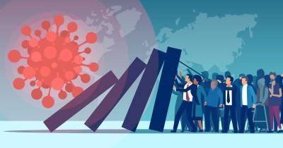 Καταστροφικός ο αντίκτυπος του Covid -19 στην αγορά εργασίας: Απώλειες 3,5 τρισεκ. δολαρίων για το εργατικό εισόδημα παγκοσμίως