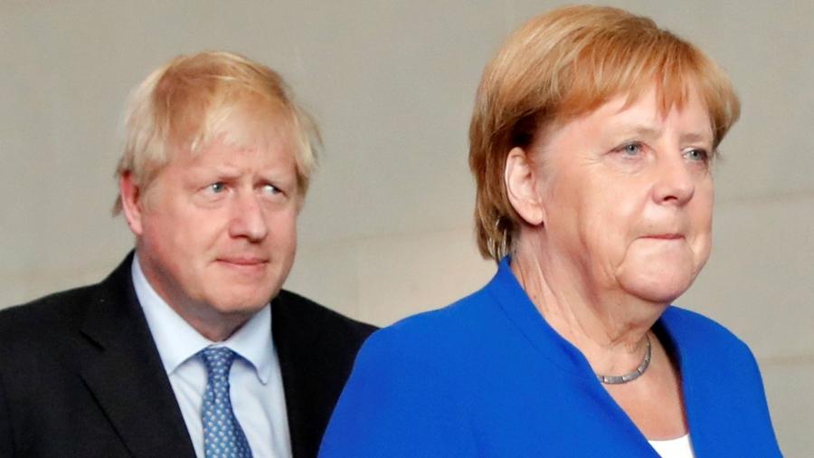Συνάντηση Merkel - Johnson στις 2/7 εν μέσω έντασης για Brexit και πανδημία