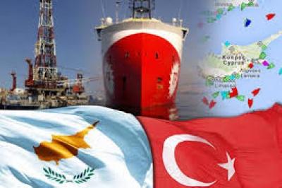 Νέα πρόκληση - Απειλούν με δικές τους γεωτρήσεις στην Κυπριακή ΑΟΖ οι Τουρκοκύπριοι