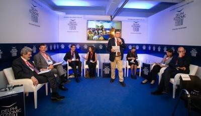 Οικονομικό Φόρουμ Δελφών: Ο ρόλος του Πανεπιστημίου σήμερα