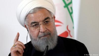 Ιδιαίτερα ανήσυχος ο Ιρανός πρόεδρος Ruhani για 5ο κύμα κορωνοϊού, λόγω της μετάλλαξης Δέλτα